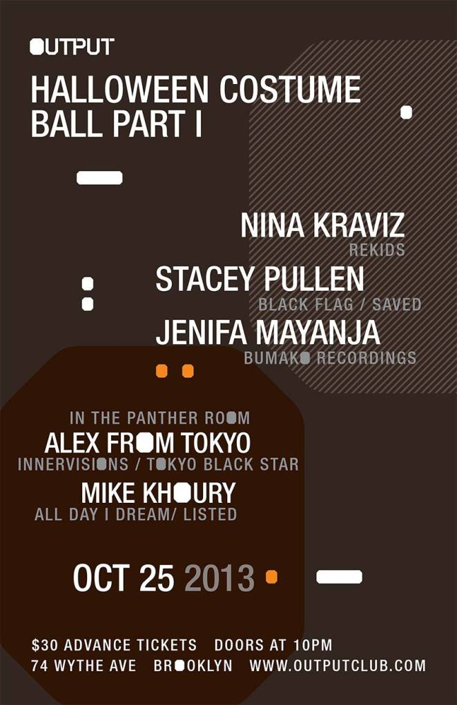 Output October 25th with Jenifa Mayanja